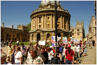 June 2006 - Second ProTest March