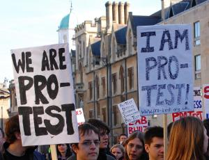 They're Pro-Test, Are You?