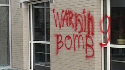 ALF bomb warning June 16th 2009