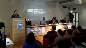 Time to talk science in Milan