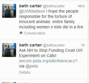 Beth Carter 10.5.13 tweet