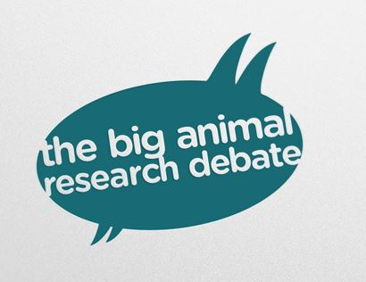 big animal research debate logo small