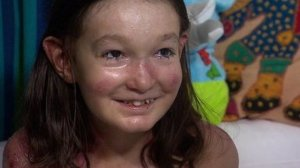 Sohana Collins, who is participating in the EBSTEM trial. Image: BBC News