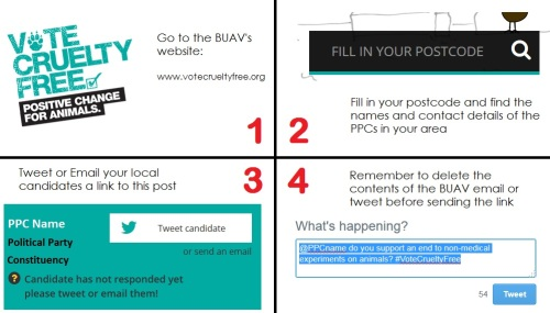 Click to Enlarge or go straight to the BUAV's PPC finder.