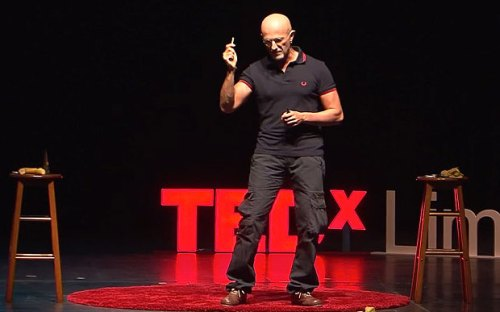 Canavero at TEDx