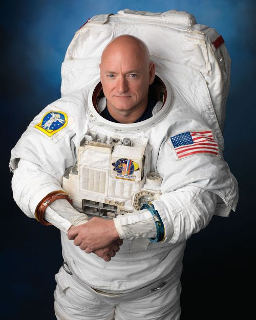 Scott Kelly Astronaut
