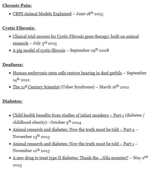 Index by Disease