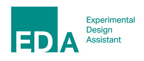 Experimental Design Assistant - EDA