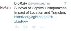 tweet bioRxiv 08.11.16