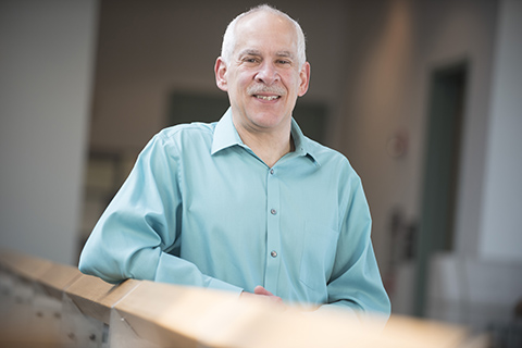 """""""Robert Tranquillo, department head and professor of biomedical engineering, is leading tissue engineering research. He and his team are growing tissue that could one day replace a defective pediatric heart valve."""" - Image Courtesy of the University of Minnesota"""