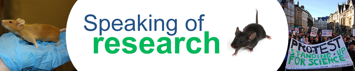 Pro-Test for Science – Speaking of Research