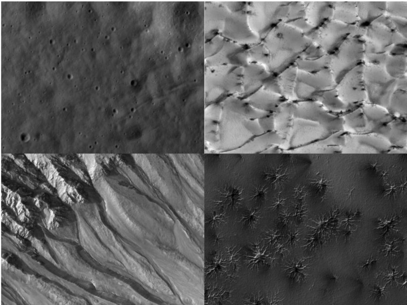 Mars  Machine Learning  And Mice  How A Planetary Science